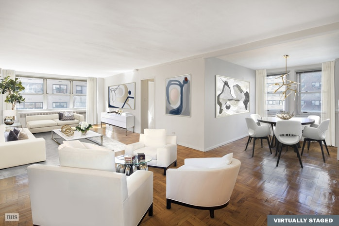 310 East 70th Street 8D, Upper East Side, NYC, $750,000, Web #: 17466613