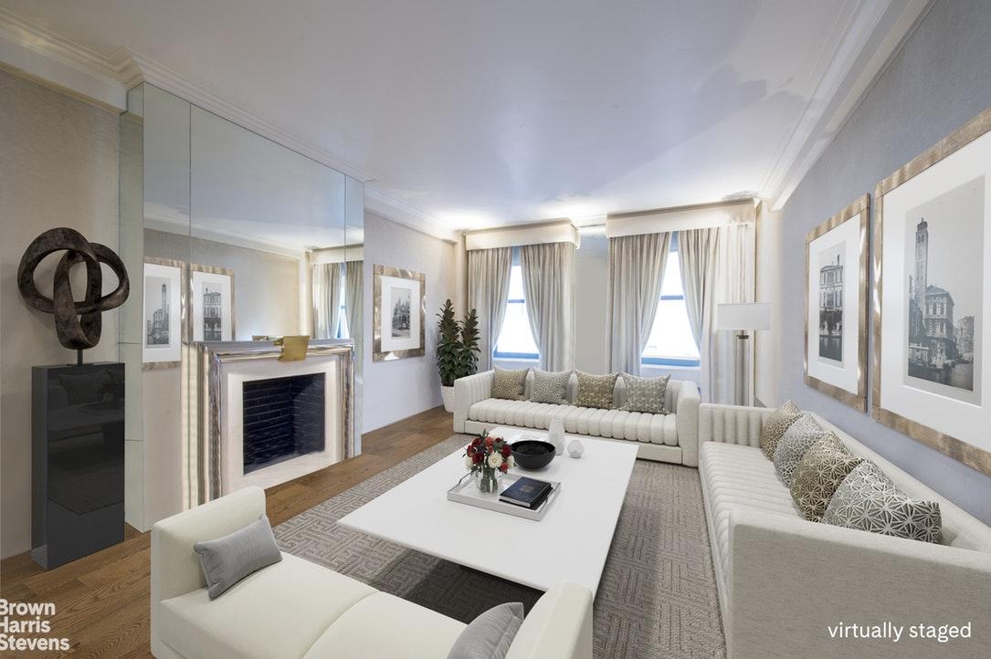 29 East 64th Street 7C, Upper East Side, NYC, $2,595,000, Web #: 17467398