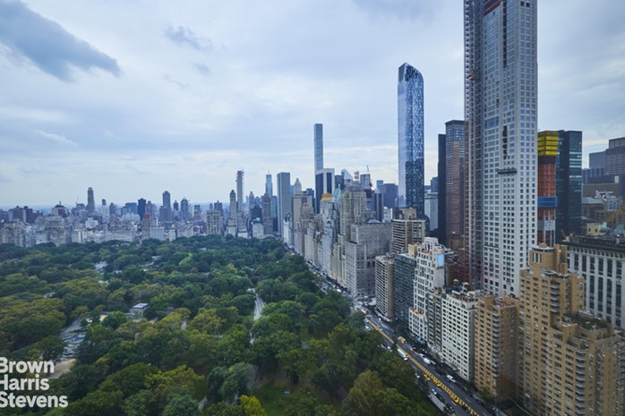 1 Central Park West 38B, Upper West Side, NYC, $6,450,000, Web #: 17507452
