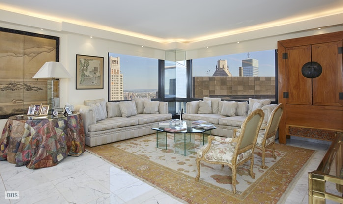 721 Fifth Avenue 62C, Midtown East, NYC, $3,500,000, Web #: 17549867