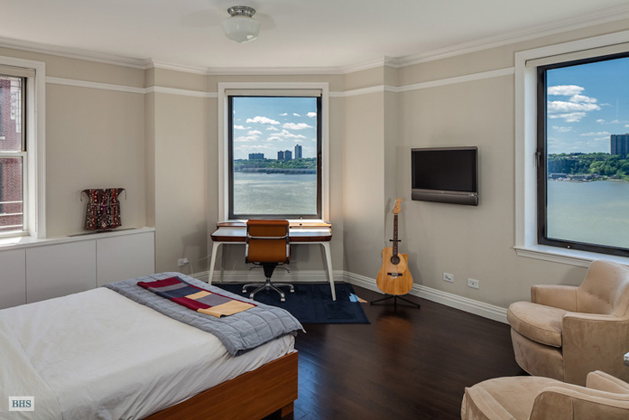 160 Riverside Drive, Upper West Side, NYC, $2,862,500, Web #: 1756929
