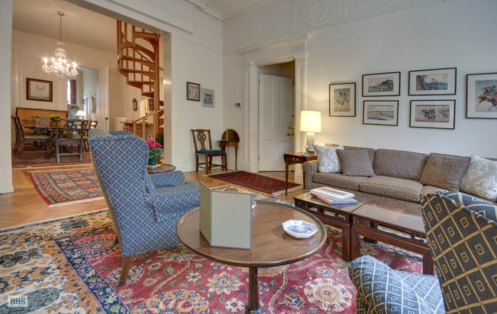 165 Hicks Street, Brooklyn Heights, New York, $4,050,000, Web #: 17576998