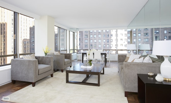 870 United Nations Plaza 9B, Midtown East, NYC, $1,380,000, Web #: 17577267