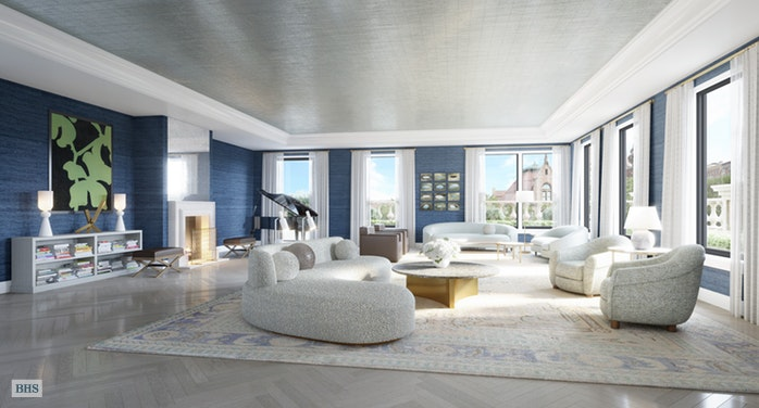 101 West 78th Street PH, Upper West Side, NYC, $23,500,000, Web #: 17590799