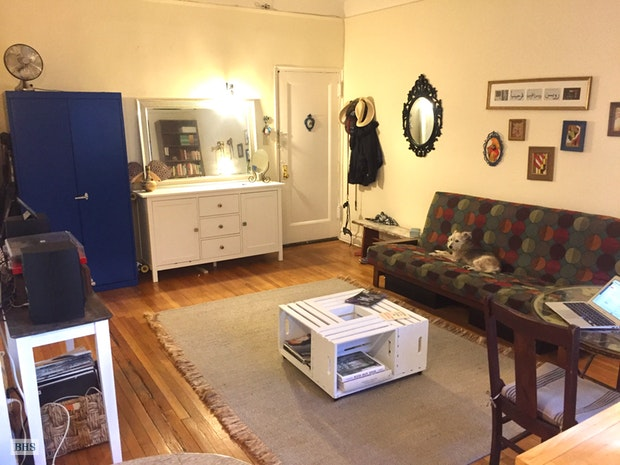 78 Eighth Avenue 2F, Park Slope, New York, $2,000, Web #: 17602538