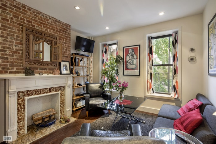 264 West 22nd Street 6, Chelsea, NYC, $555,000, Web #: 17625232