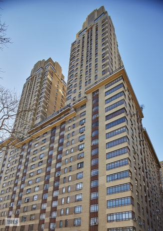 25 Central Park West 6H, Upper West Side, NYC, $1,200,000, Web #: 17638351