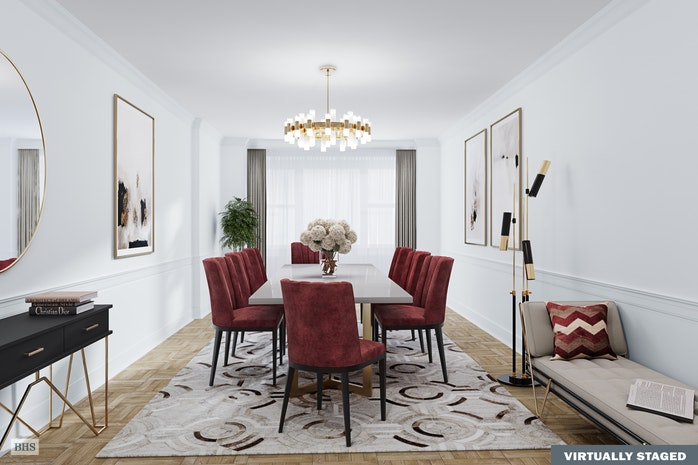35 East 75th Street 8C, Upper East Side, NYC, $2,995,000, Web #: 17690736