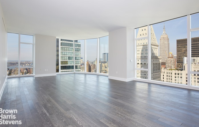 45 East 22nd Street 43A, Flatiron, NYC, $8,900,000, Web #: 17742845
