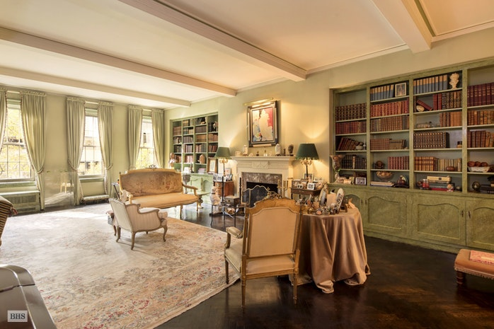 885 Park Avenue 4C, Upper East Side, NYC, $6,500,000, Web #: 17786163