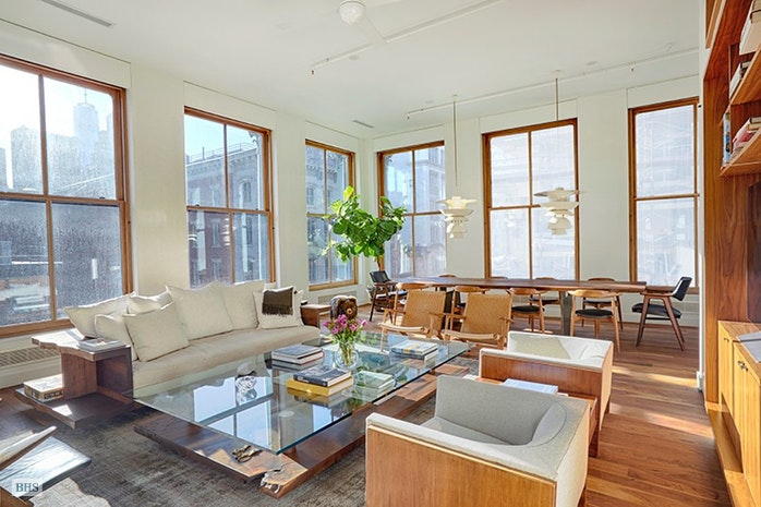 138 Grand Street 3Wf, Soho, NYC, $4,695,000, Web #: 17787403