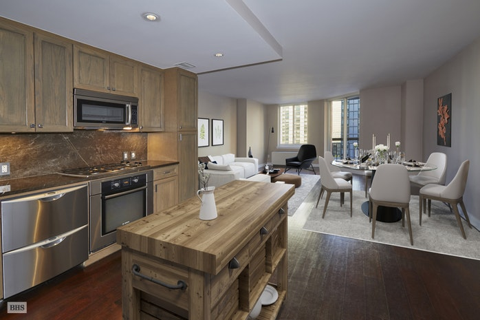 333 Rector Place 1210, Battery Park City, NYC, $4,150, Web #: 17887741