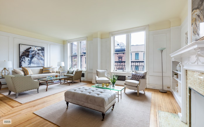 31 West 12th Street 4E, Greenwich Village/Chelsea, NYC, $2,700,000, Web #: 17897020