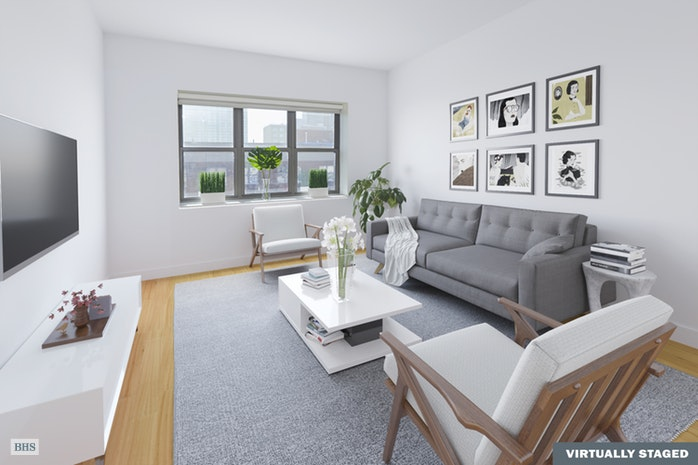 516 West 47th Street N7b, Midtown West, NYC, $1,195,000, Web #: 17934319