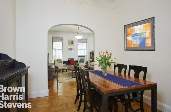 318 West 100th Street 1C, Upper West Side, NYC, $1,395,000, Web #: 17941717