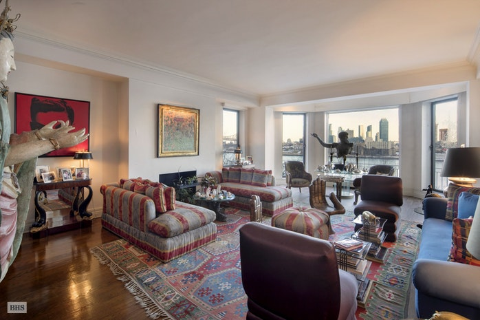 1 Beekman Place 3 4C, Midtown East, NYC, $8,995,000, Web #: 17976001