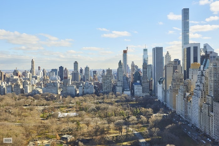 1 Central Park West 38A, Upper West Side, NYC, $19,500, Web #: 17991417