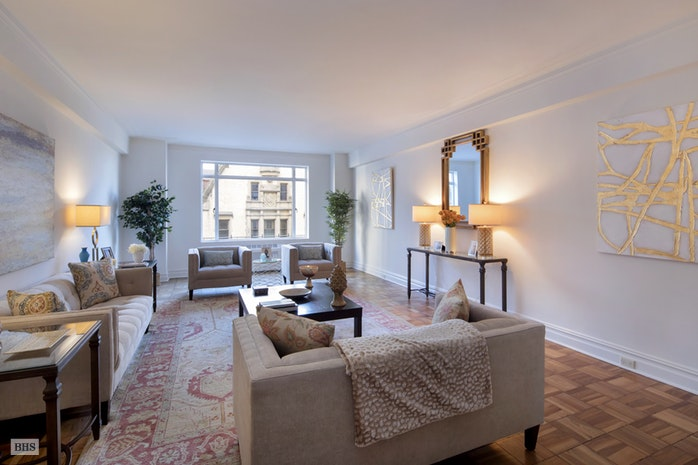 115 Central Park West 11H, Upper West Side, NYC, $4,200,000, Web #: 18000954