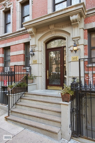 501 West 122nd Street D3, Harlem, NYC, $592,000, Web #: 18051878