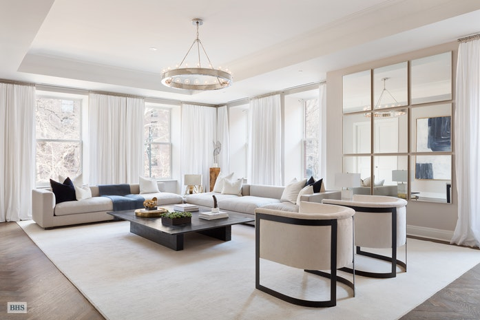 101 West 78th Street 4A, Upper West Side, NYC, $12,450,000, Web #: 18069416