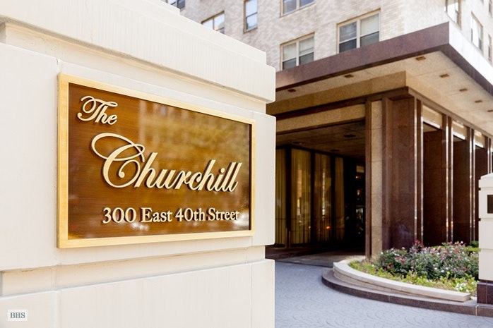 300 East 40th Street 17L, Midtown East, NYC, $698,000, Web #: 18115390