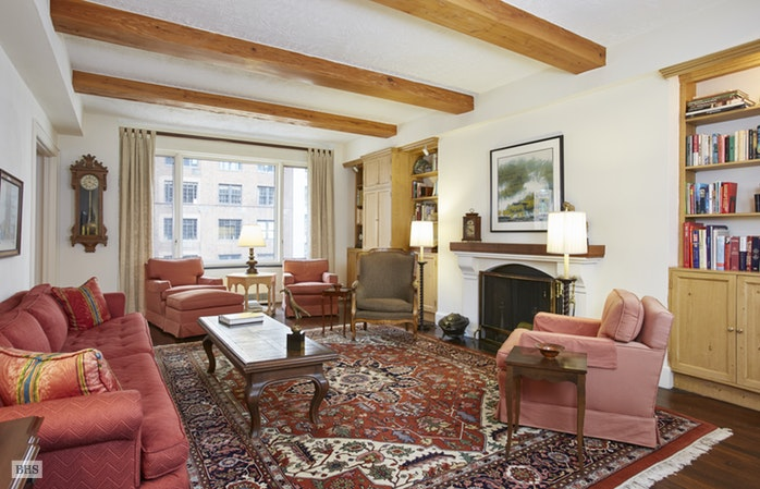350 East 57th Street 6A, Midtown East, NYC, $1,650,000, Web #: 18145291