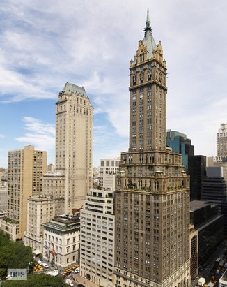 1 Central Park South 1411, Midtown East, NYC, $3,750,000, Web #: 18171452