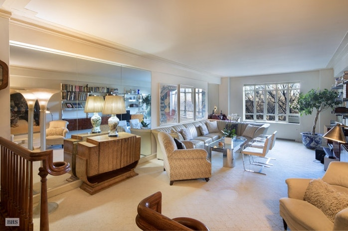 25 Central Park West 7Mplus, Upper West Side, NYC, $5,200,000, Web #: 18181909
