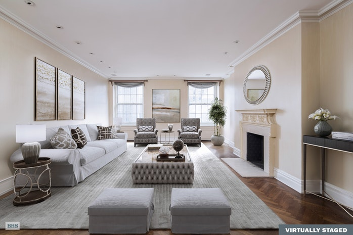 580 Park Avenue 5C, Upper East Side, NYC, $4,900,000, Web #: 18191893