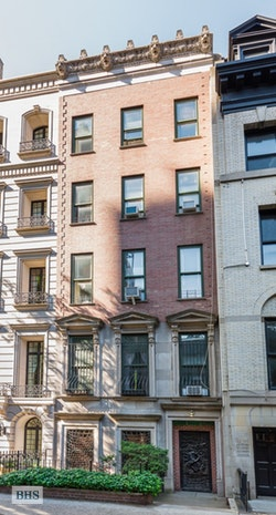 52 East 81st Street, Upper East Side, NYC, $12,500,000, Web #: 18192040