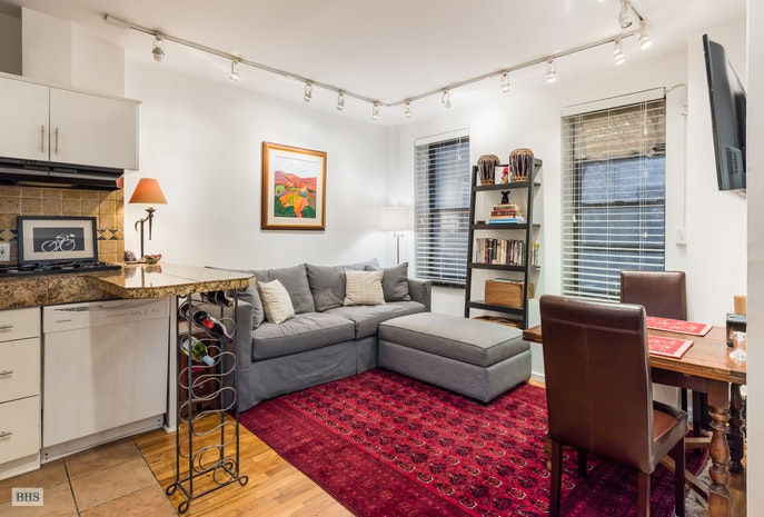 127 West 82nd Street 1A, Upper West Side, NYC, $640,000, Web #: 18192763