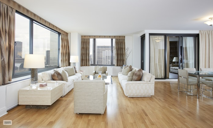 117 East 57th Street 51A, Midtown East, NYC, $12,950, Web #: 18213554