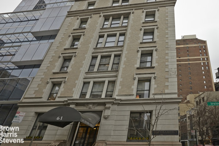 61 Irving Place 2A, Gramercy Park, NYC, $6,900, Web #: 18230731
