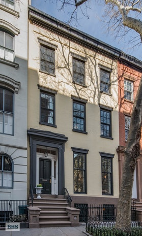 26 Willow Street, Brooklyn Heights, New York, $7,750,000, Web #: 18235422