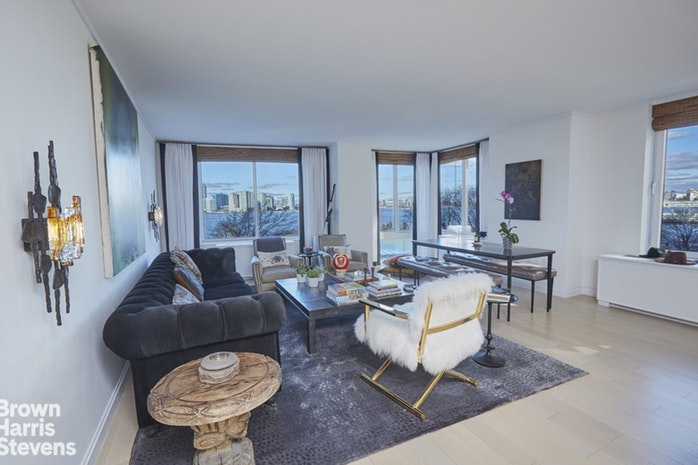 212 Warren Street 4L, Battery Park City, NYC, $3,995,000, Web #: 18263149