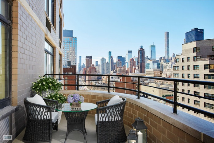 400 East 70th Street 1604, Upper East Side, NYC, $1,185,000, Web #: 18272116