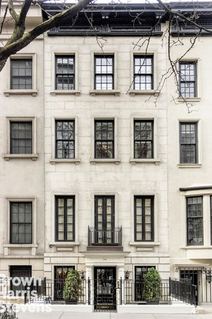 246 East 62nd Street, Upper East Side, NYC - $6,400,000 - Brown