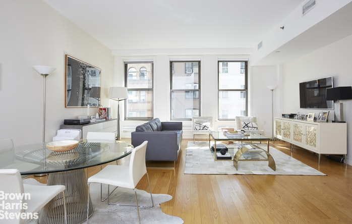77 Reade Street 4D, Civic Center, NYC, $1,158,000, Web #: 18406897