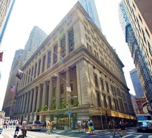 55 Wall Street 554, Financial District, NYC, $5,000, Web #: 18472281