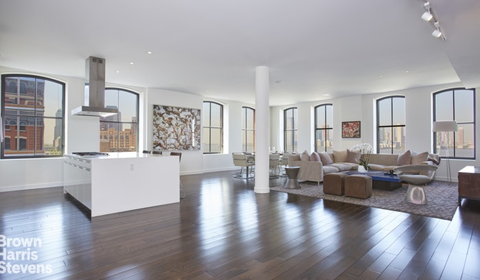 250 West Street 9D, Tribeca/SOHO/Chinatown, NYC, $6,922,500, Web #: 18478354