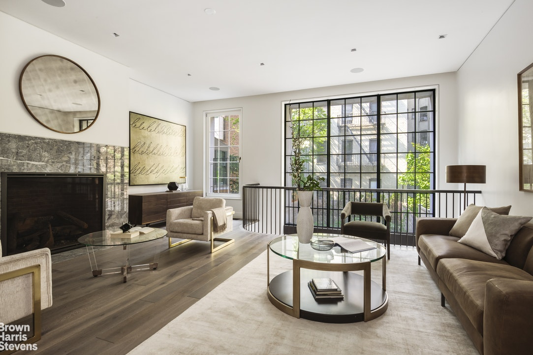 146 Waverly Place, West Village, NYC, $17,400,000, Web #: 18511050