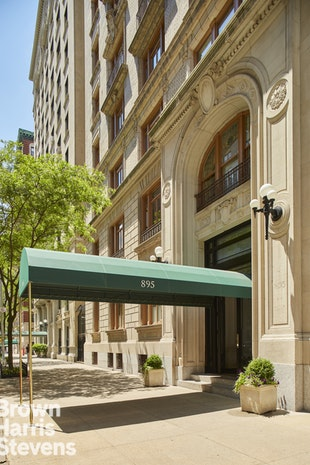 895 West End Avenue 2B, Upper West Side, NYC, $2,200,000, Web #: 18579728