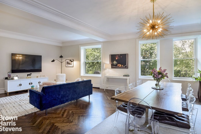270 Riverside Drive 3C, Upper West Side, NYC, $3,900,000, Web #: 18620317
