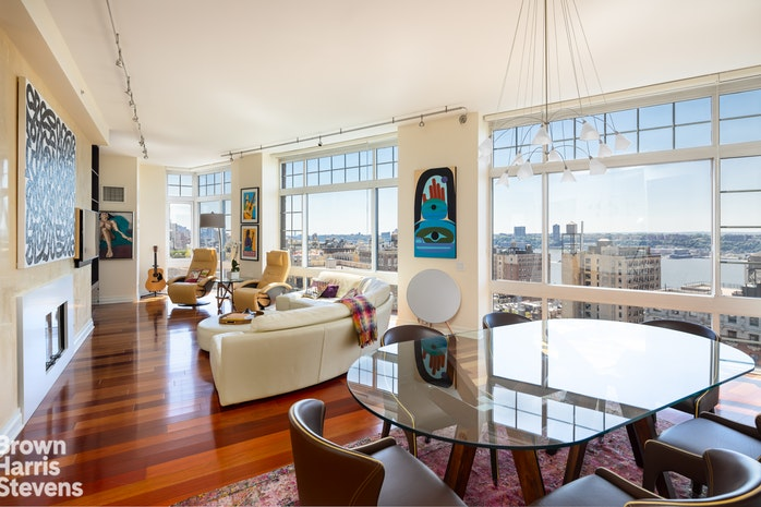 272 West 107th Street 21A, Upper West Side, NYC, $2,720,000, Web #: 18653222