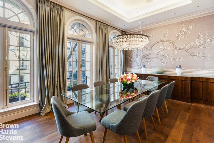 124 EAST 64TH STREET TOWNHOUSE
