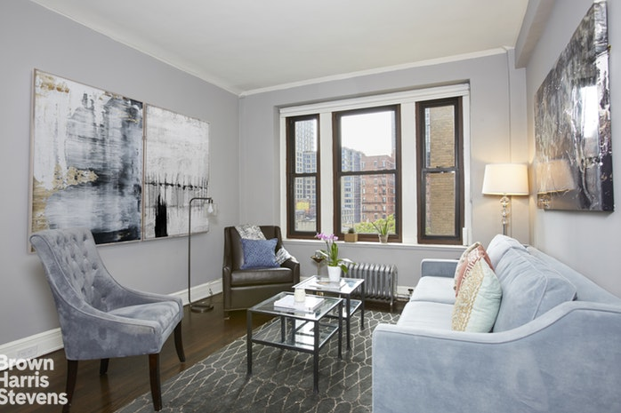255 West End Avenue 8C, Upper West Side, NYC, $575,000, Web #: 18878252