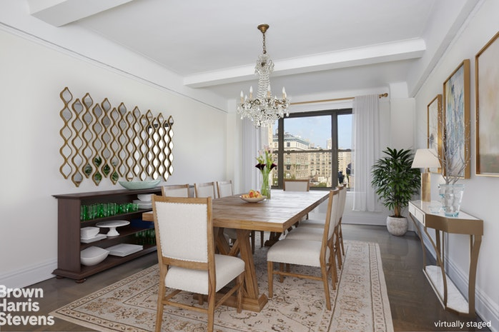 186 Riverside Drive 11B, Upper West Side, NYC, $2,195,000, Web #: 18982500