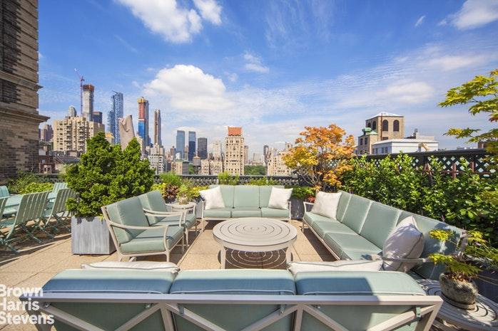 580 Park Avenue, Penthouse D