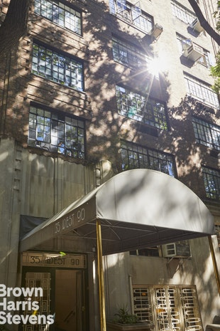 35 West 90th Street 5J, Upper West Side, NYC, $780,000, Web #: 19009944