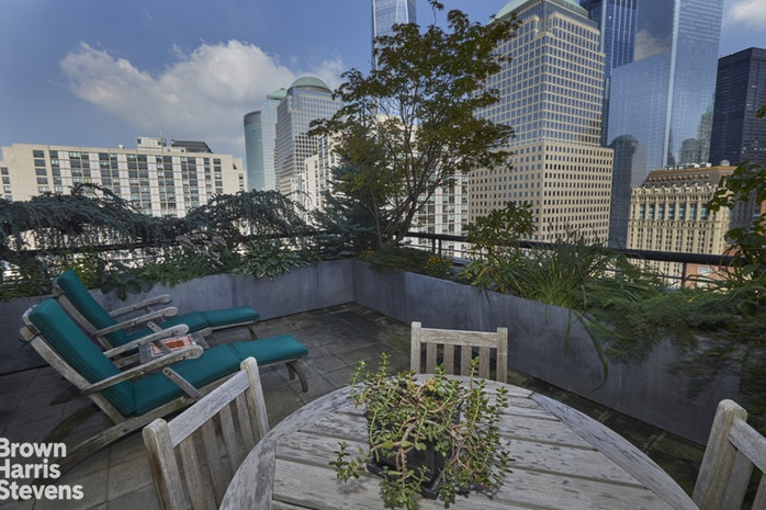 377 Rector Place Pha, Battery Park City, NYC, $3,495,000, Web #: 19015292
